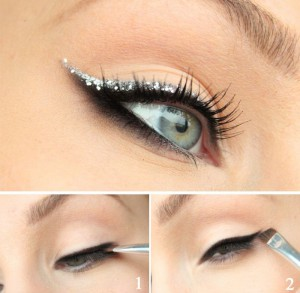 Add a silver lining above the black liner