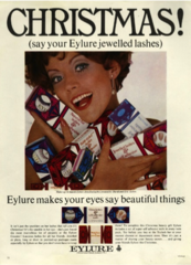 say your eylure jewelled lashes