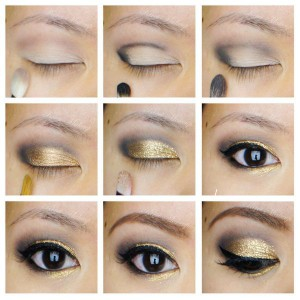 32 Glitter Makeup Looks and Ideas For