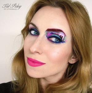 "The Artist – ""Hansel and Gretel"" Eye Makeup"