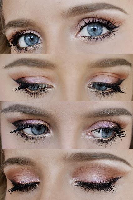 Glitter Eye Makeup for 2016