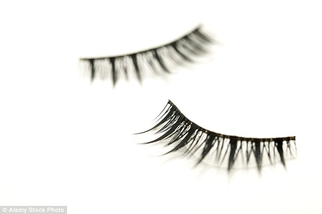 Lash Hack:  Apply false lashes under your lashline instead of on top of your natural lashes.