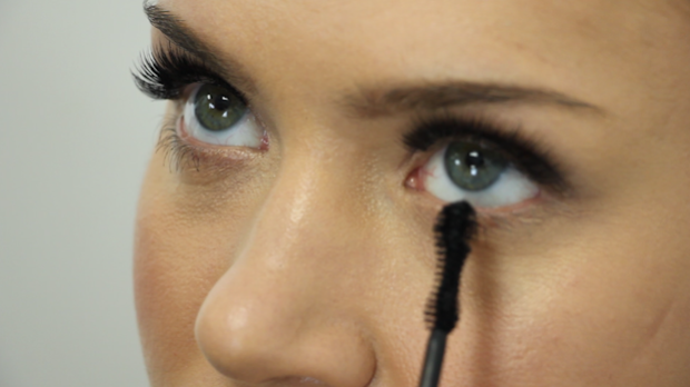 Add Mascara For A More Natural Look