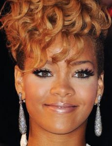 RIHANNA False Lashes - Madame Madeline