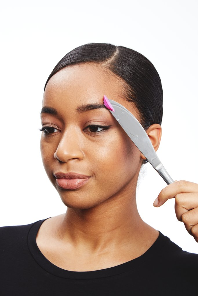 This 3d Wound Technique Is The Basic How To You Need To Create Broken Noses Cut Eyebrows And Busted Lips In Addition To Whats Already In Your Makeup Kit