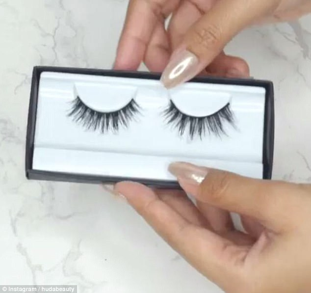 Voila!  Falsies like new after this spa treatment!  Store your lashes in the original packaging to keep them clean and from losing their shape!