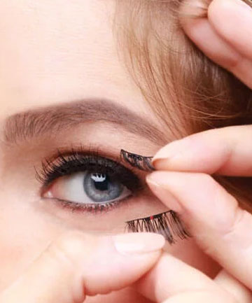 Magnetic Lash Application