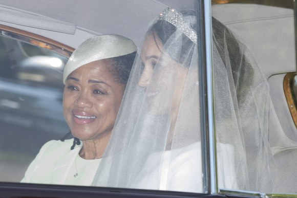 Meghan Markle An Her Mother