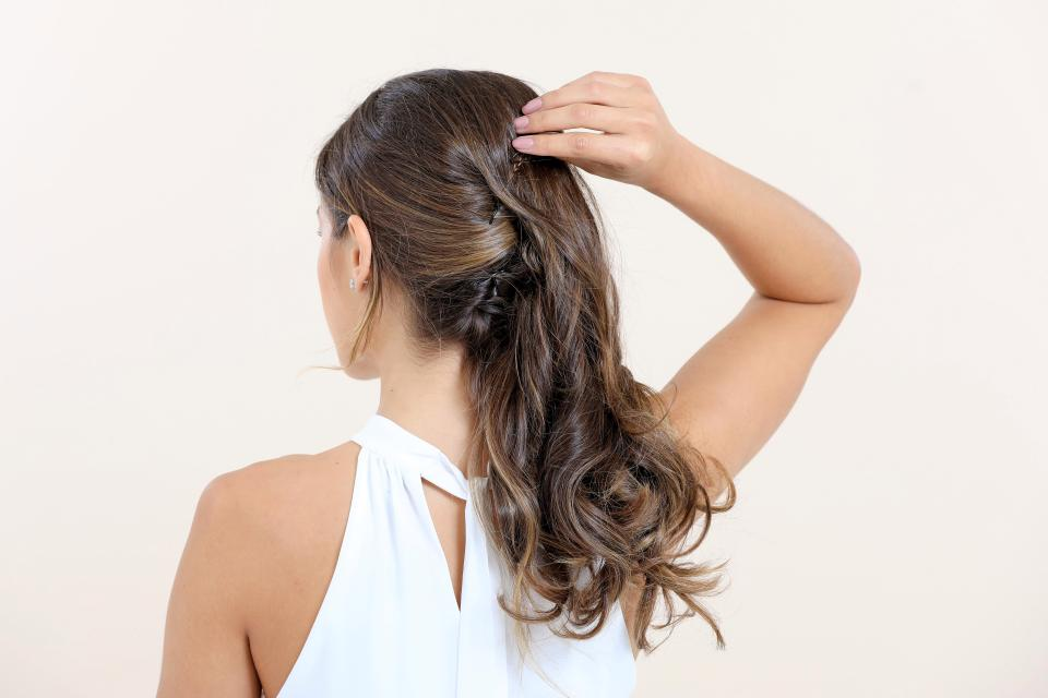 More Relaxed Look for Your Hair