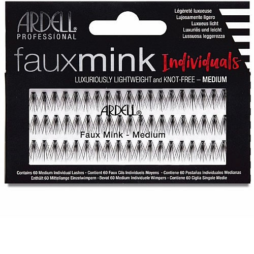 Ardell Faux Mink Individuals Medium