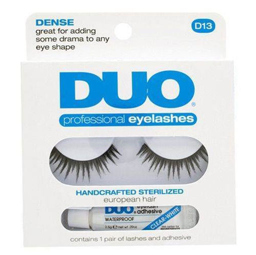 DUO Professional Eyelashes D13