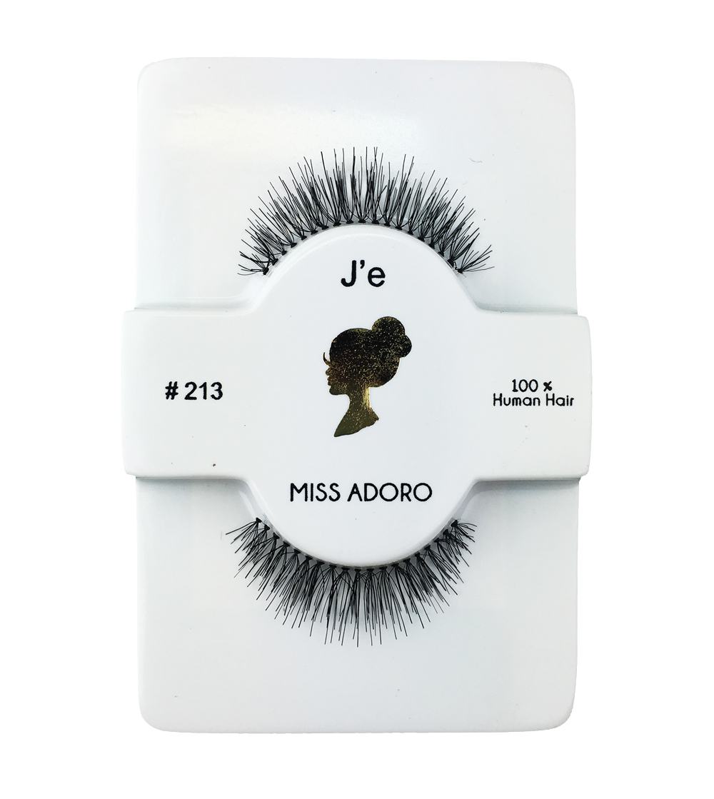 Miss Adoro False Eyelashes #213 (Audrey)