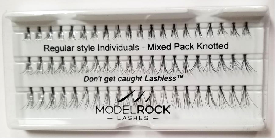 ModelRock Regular Style Individuals - Mixed Pack Knotted (Short / Medium / Long)