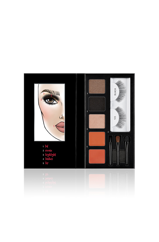 Ardell Beauty Looks to Kill Lash, Eye & Lip Kit Sultry Night Out (105)