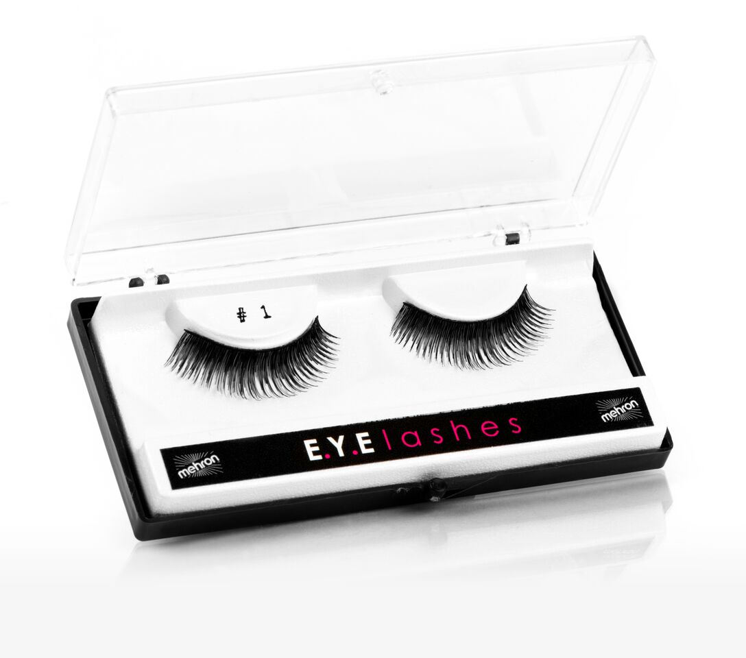 Mehron Eye Makeup E.Y.E Lashes Fuller (225-FR)