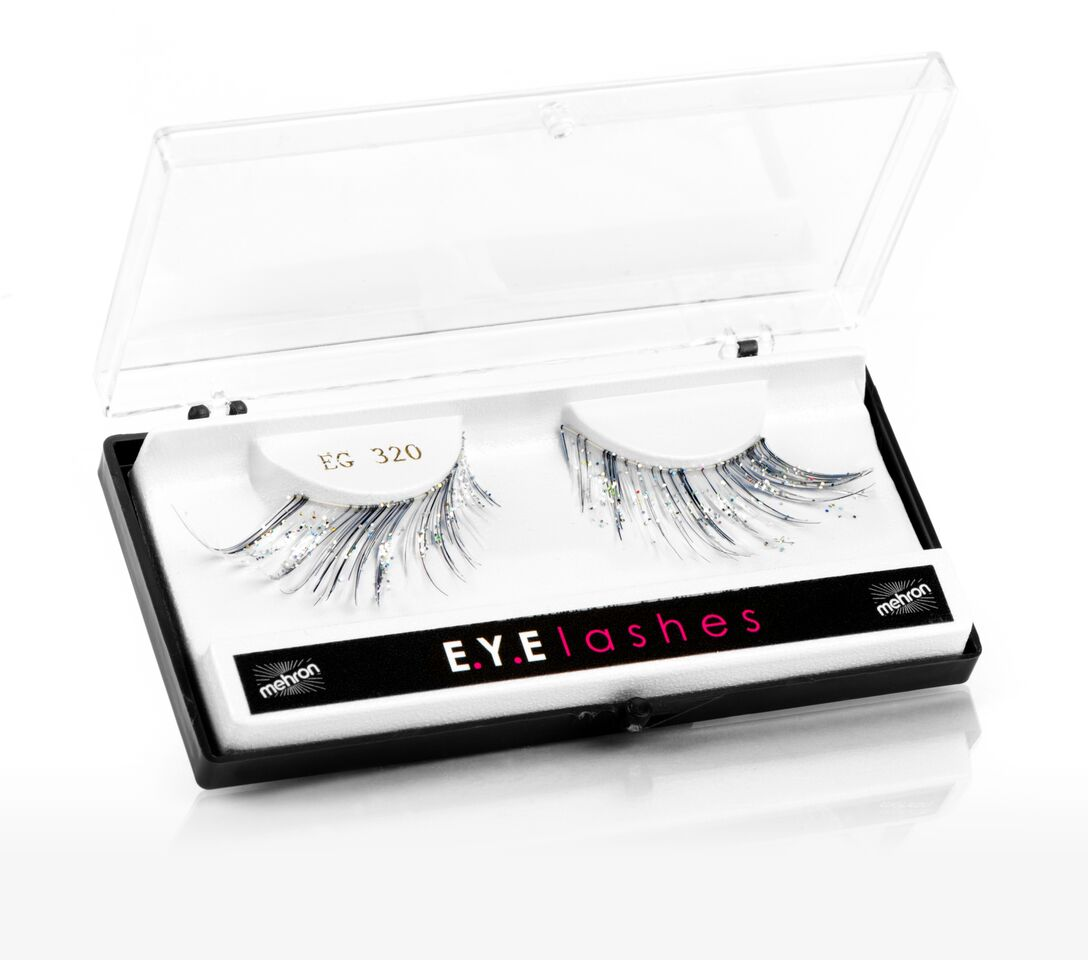 Mehron Eye Makeup E.Y.E Lashes Sparkles (225-S)