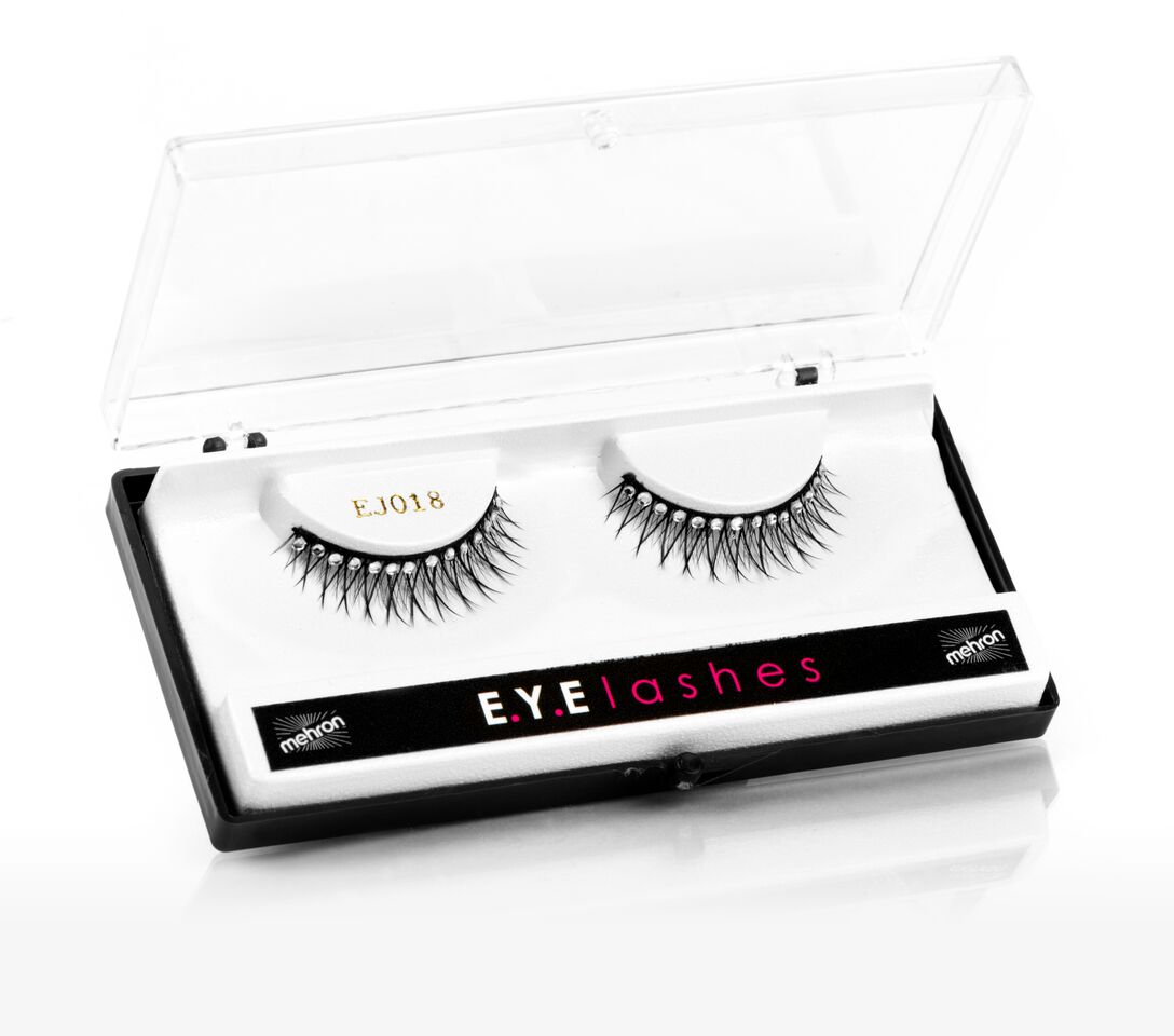 Mehron Eye Makeup E.Y.E Lashes Diamond (225-D)