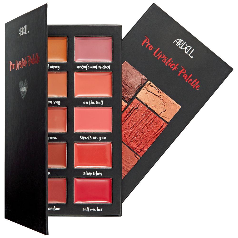 Ardell Beauty Pro Lipstick Palette