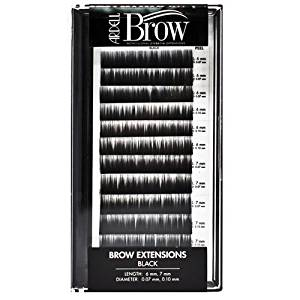 Ardell Black Brow Extensions