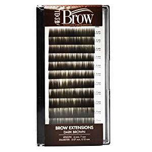 Ardell Dark Brown Brow Extensions