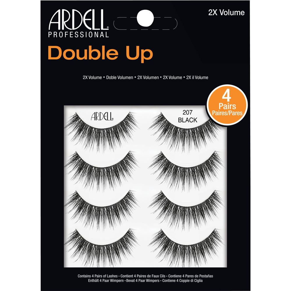 Ardell Double Up 4 Pack Lash 207 Multipack (67890)