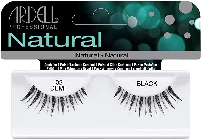Ardell Fashion Lashes #102 Demi (New Packaging)