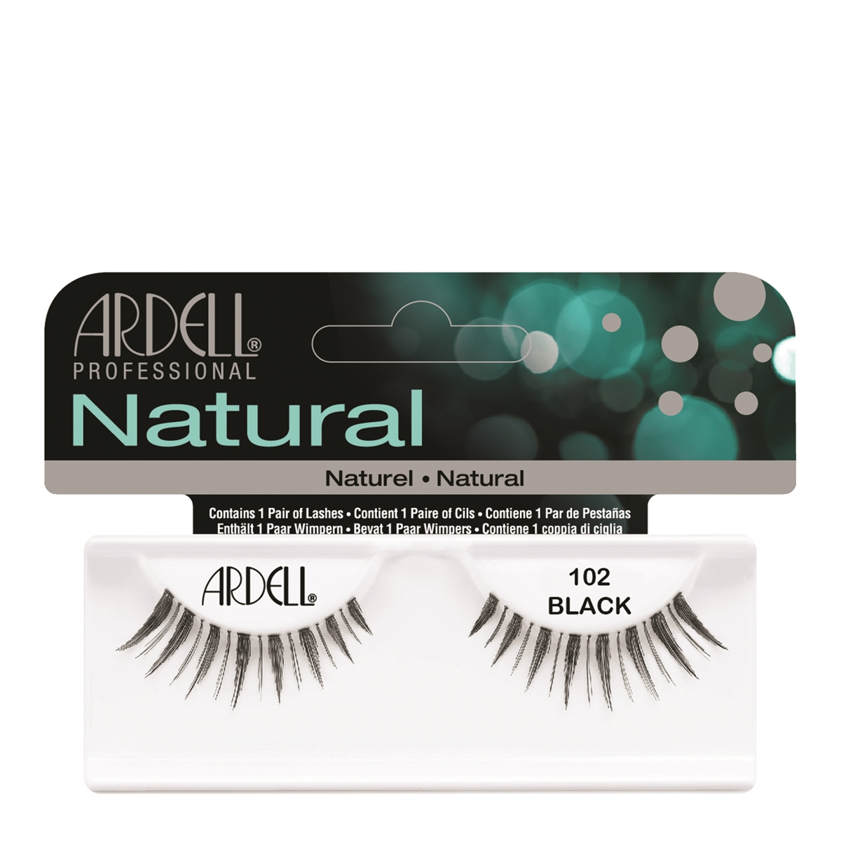 Ardell Natural Eyelashes #102