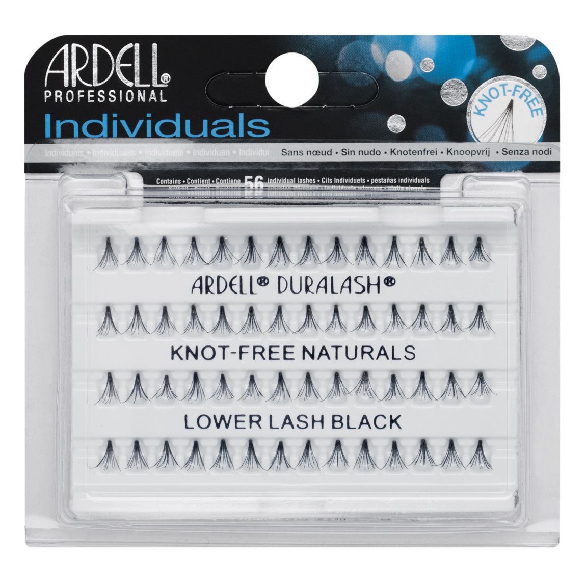 Ardell Professional Knot Free Naturals Lower Lash Individuals