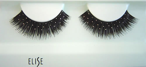 Elise Faux Eyelashes #019