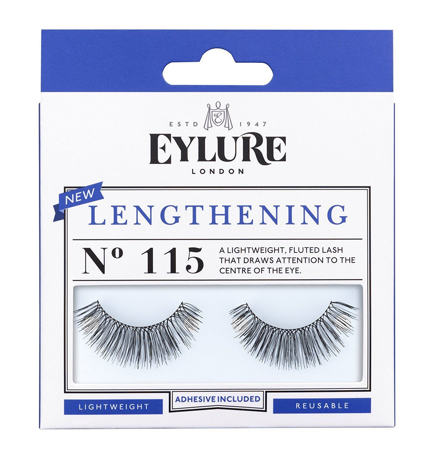 Eylure Naturalites LENGTHENING Lashes N° 115