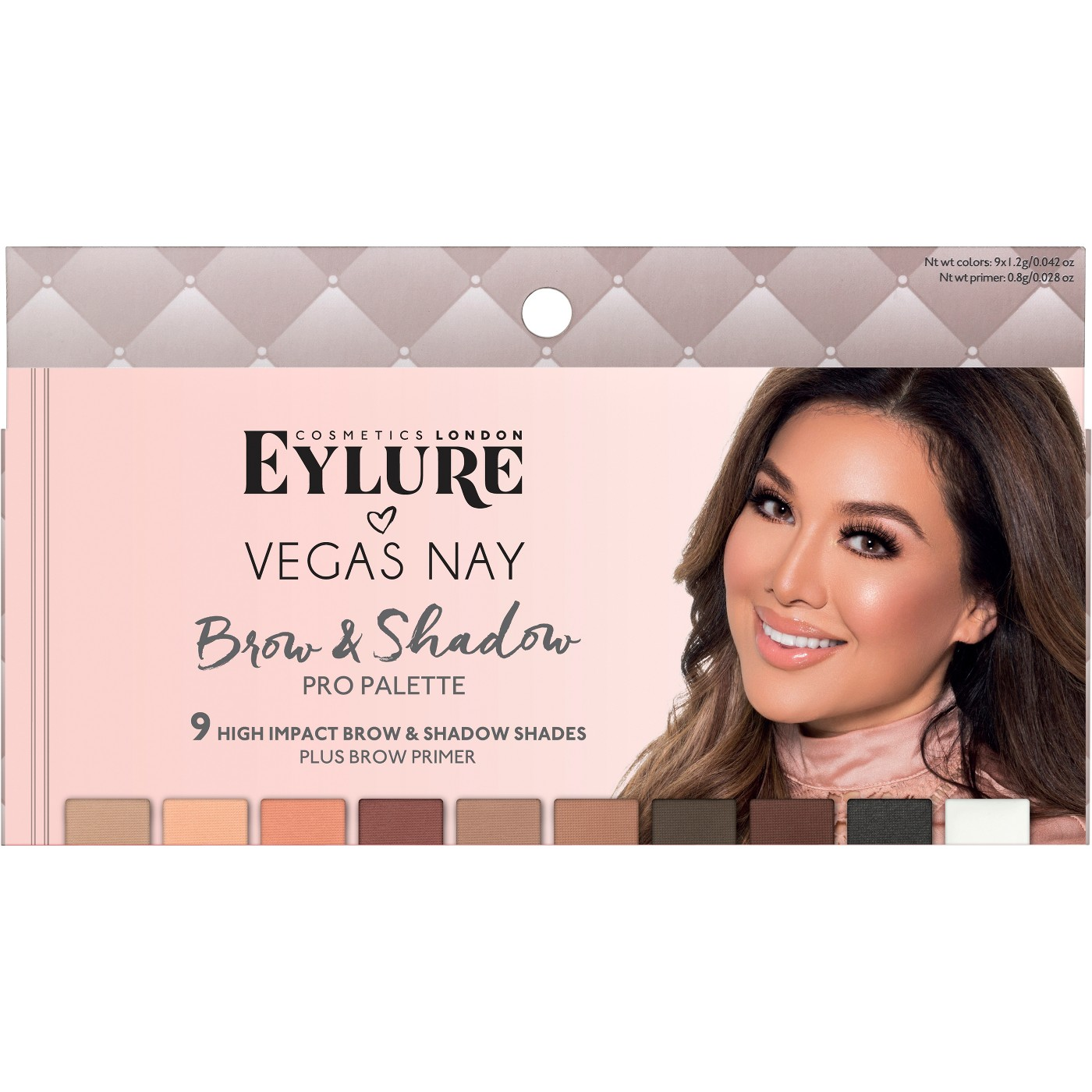 Eylure Vegas Nay Brow Powder Palette