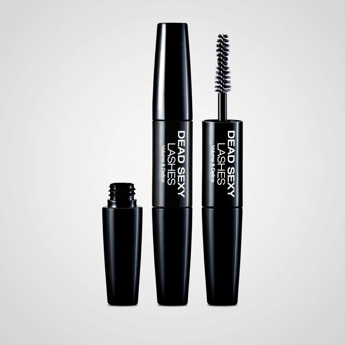 KISS NY Professional Dead Sexy Lashes Mascara Volume & Define Blackest Black (KVDM01)