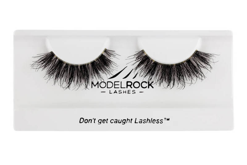 ModelRock Spanish Rose - Double Layered Lashes