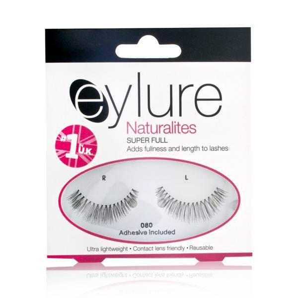 Eylure Naturalites Super Full Lashes #080