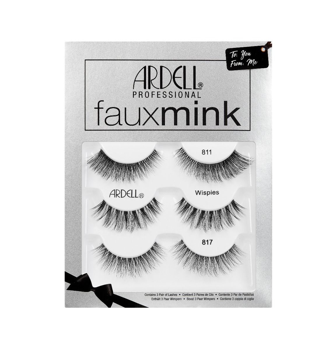 Ardell Faux Mink Variety 3 Pack #1 (71138)