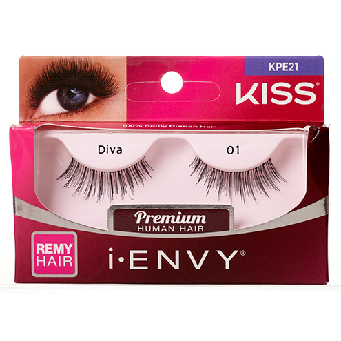 KISS i-ENVY Premium Diva 01 Lashes (KPE21)