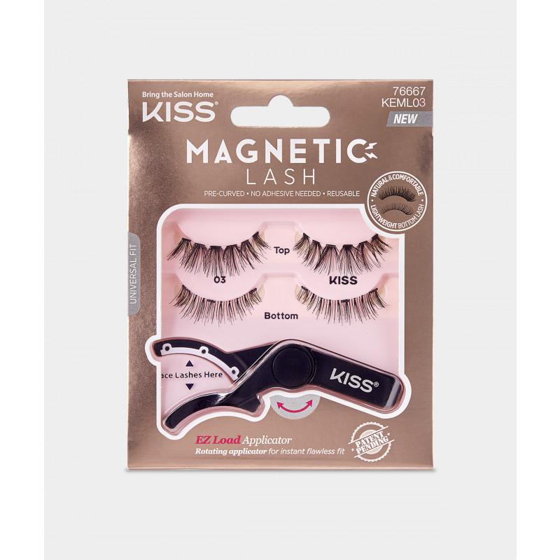 Kiss Magnetic Lash 03 (KEML03)