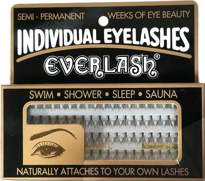 Everlash Spread (Flare) SHORT Lashes