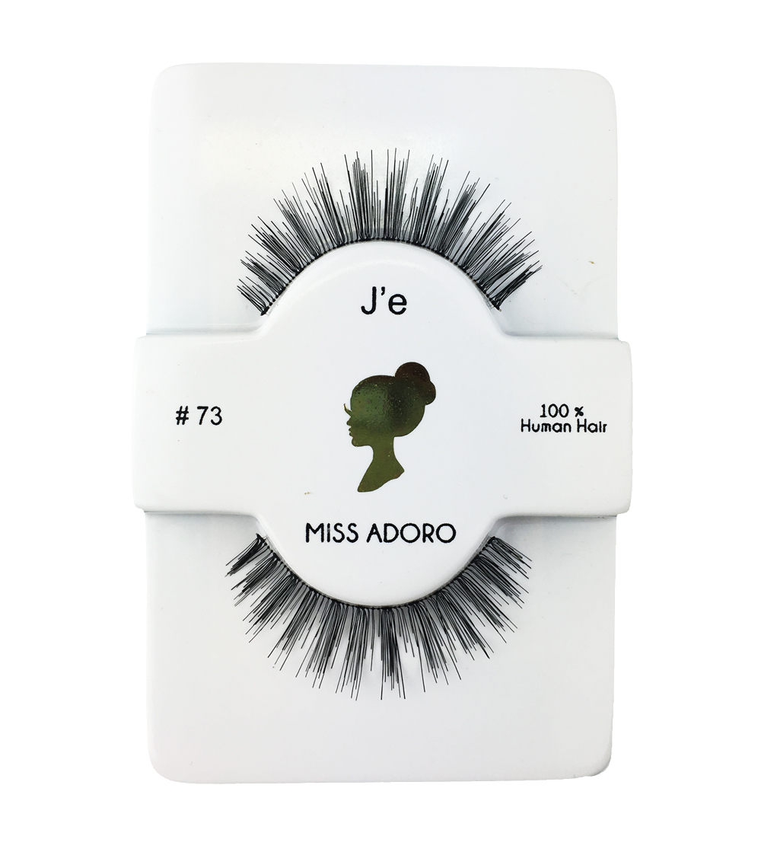 Miss Adoro False Eyelashes #73 (Rebecca)