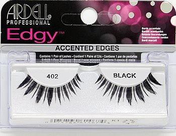 b42ee4b1e2a Ardell Edgy Lash #402, Ardell Professional Edgy Lashes - Madame ...