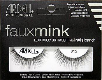 7443a3e035f Ardell Faux Mink Lashes #812, Mink Eyelashes - Madame Madeline Lashes