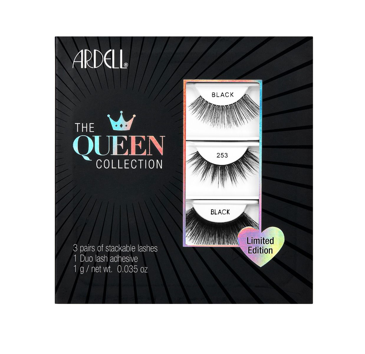 Ardell The Queen Lash Collection