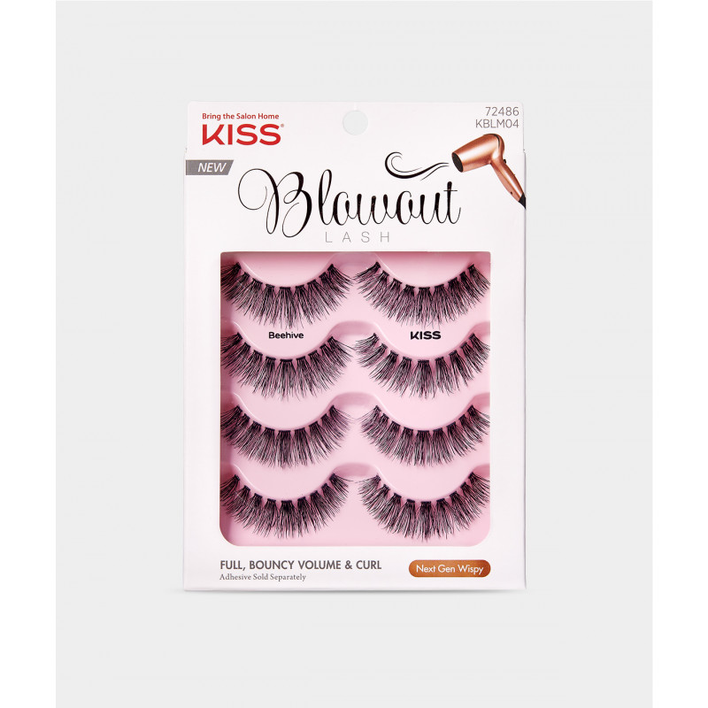 Kiss Blowout Lash Multipack - Beehive