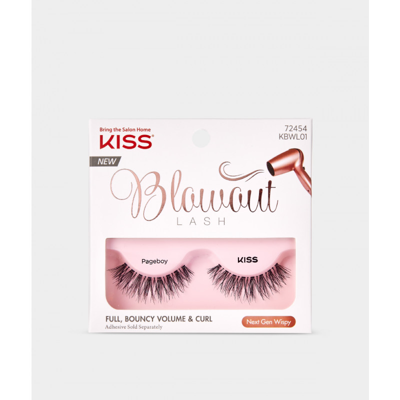 Kiss Blowout Lash - Pageboy