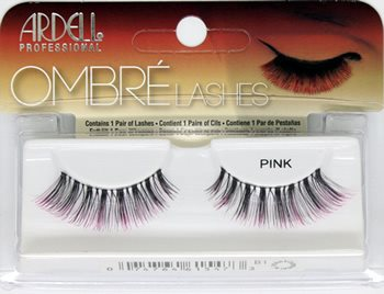 Ardell Ombré Lashes - Pink