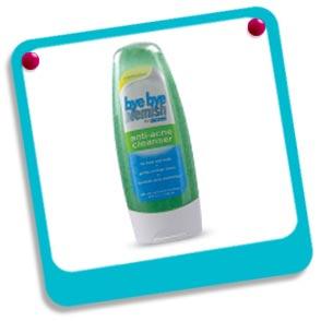 Bye Bye Blemish Anti-Acne Cleanser with Menthol 8 oz (236 ml)