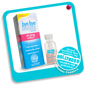 Bye Bye Blemish Drying Lotion, for Acne 1 fl oz (29.5 ml)