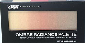 Kiss NY Pro Ombre Radiance Palette - BELGARD (KOP03)