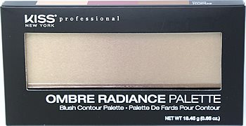 Kiss NY Pro Ombre Radiance Palette - DEMURE (KOP02)