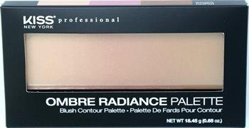 Kiss NY Pro Ombre Radiance Palette - GRENADINE (KOP01)